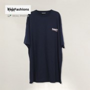 BLCG Wave Cola Logo Oversized Tee