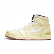 Nigel Sylvester x Air Jordan 1 Retro High OG Sail White BV1803-106