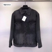 BLCG Like A Man Logo Denim Jacket