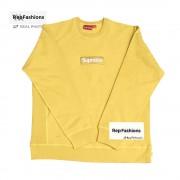 Supreme Box Logo Crewneck Sweatshirt 18 FW
