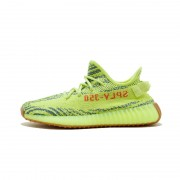"ADIDAS ORIGINALS YEEZY BOOST 350 V2 ""SEMI FROZEN YELLOW"" YEBRA B37572"