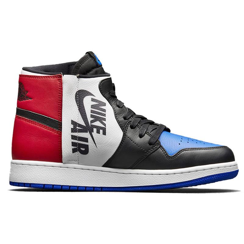 Jordan 1 Rebel XX Black Patent (W) - AR5599-001